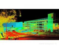 Laser Scan to BIM Conversion, Point Cloud Data to 3D Models Services - Building Information Modellin