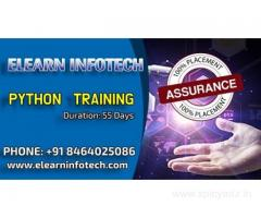 Python Course Training in Hyderabad 100% Placement