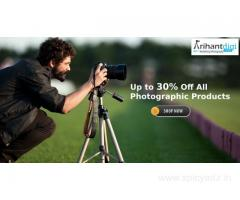 ArihantDigi Coupons, Deals & Offers: Up to 10% Off Studio Lights