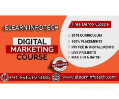 Digital Marketing Training Course in Hyderabad 100% Placement