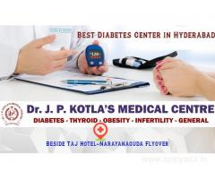 Best Diabetes Center in Hyderabad-Best Diabetes Center in Himayat Nagar