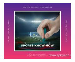 Sports General Knowledge | Sports Encyclopedia | GK Related to Sports