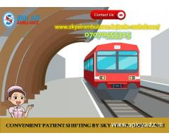 Use Sky Train Ambulance from Silchar at a Normal Cost