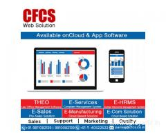 CRM Software for Sales in Delhi, India| CFCS
