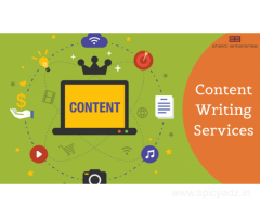 Professional Content Writing Services That Make an Impact