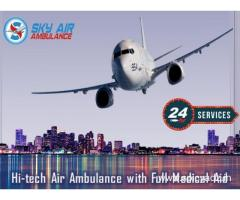 Use Air Ambulance in Kolkata with the Effective Cure