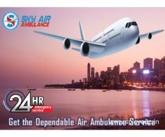 Choose the Excellent Medical Air Ambulance in Mumbai