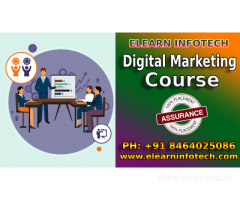 Digital Marketing Training in Hyderabad Course with Placement