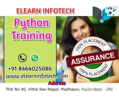 Python Training Institute in Hyderabad with Placement