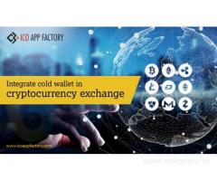 How to integrate Cold Wallet in Cryptocurrency Exchange? - ICO App Factory