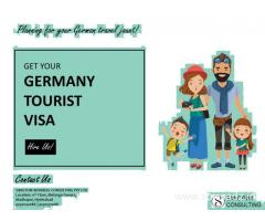 Get Germany Tourist Visa through Sanctum Consulting