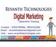 Digital Marketing Classes in Hyderabad