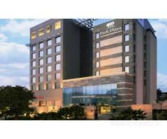 Get Park Plaza in,Faridabad with Class Accommodation.
