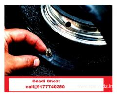 Bike, Car Puncture Repair at Home in Gachibowli,Manikonda