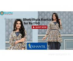 Khantil Coupons, Deals & Offers: New Arrivals from Rs.699-Dec 2019