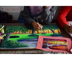 painting classes in west punjabi bagh