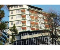 Get Hotel Himalayan Heights (STDC) in,Gangtok with Class Accommodation.