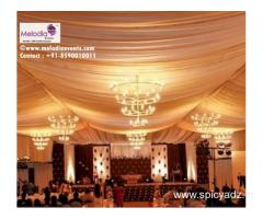 Melodia Events | Wedding Event Management in Kochi, Thrissur, Kerala, Contact : +91-8590010011