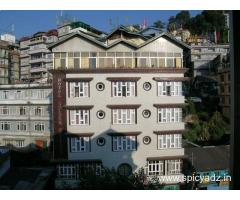 Get Golden Heights (STDC) in,Gangtok with Class Accommodation.