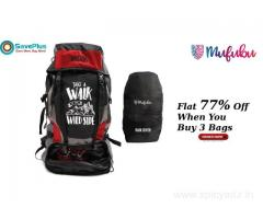 Mufubu Coupons:Flat 77% Off When You Buy 3 Bags