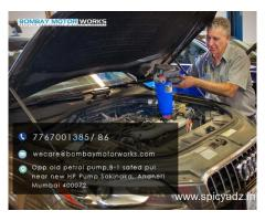 Premium Car Service and Repair Centre - Bombay Motor Works