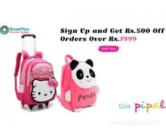 Sign Up and Get Rs.500 Off Orders Over Rs.1999