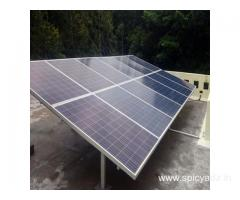 Solar Lighting System in Mangalore
