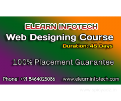 Web Design Training in Hyderabad with Placement Support