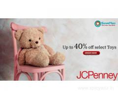 JCPenney Coupons, Deals & Offers: Up to 40% off select Toys-Dec 2019