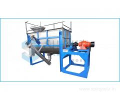 Ribbon blender Manufacturer in India