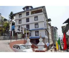 Get Hotel IInorri (STDC) in,Gangtok with Class Accommodation.