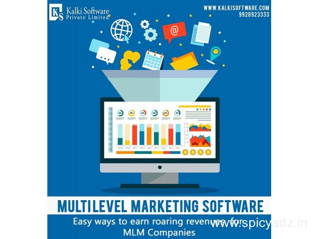 MLM SOFTWARE PROVIDERS - 1