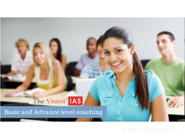 Best IAS Coaching In Chandigarh - The Vision IAS - 1