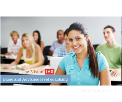 Best IAS Coaching In Chandigarh - The Vision IAS
