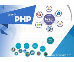 Join Best PHP Training Course Provider Institute in Delhi at SLA Consultants India