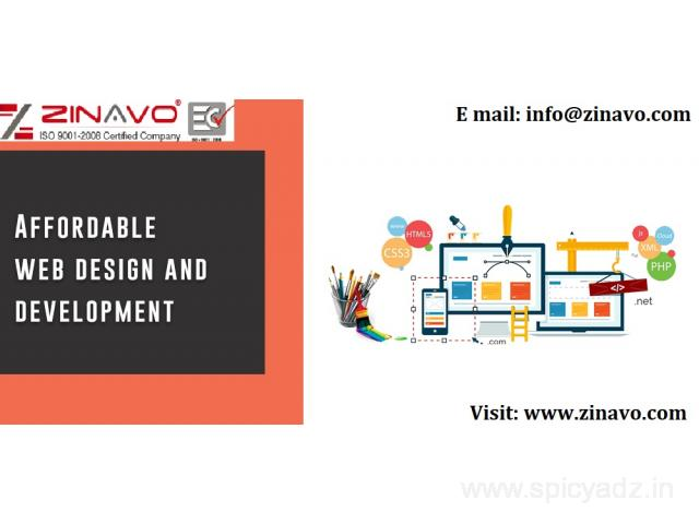 Affordable Website Design And Development Company - 1