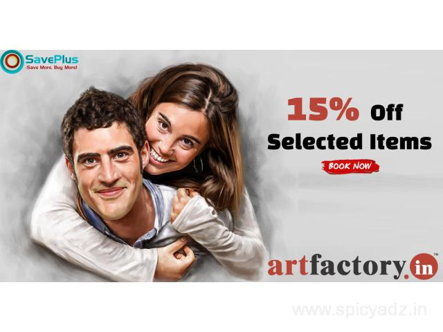 Artfactory Coupons: 15% Off Selected Items - 1