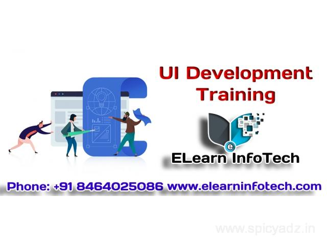 UI Development Training in Madhapur hyderabad with Live Projects - 1
