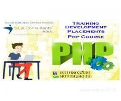Achieve Your Goal with PHP Institute in Noida Centre from SLA Consultants Noida