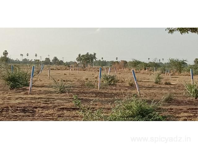 Newly launched DTCP approved Plots for sale at Ponneri Smart City - 1
