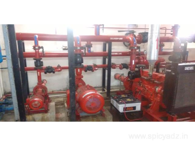 Fire Protection System in Bangalore - 1