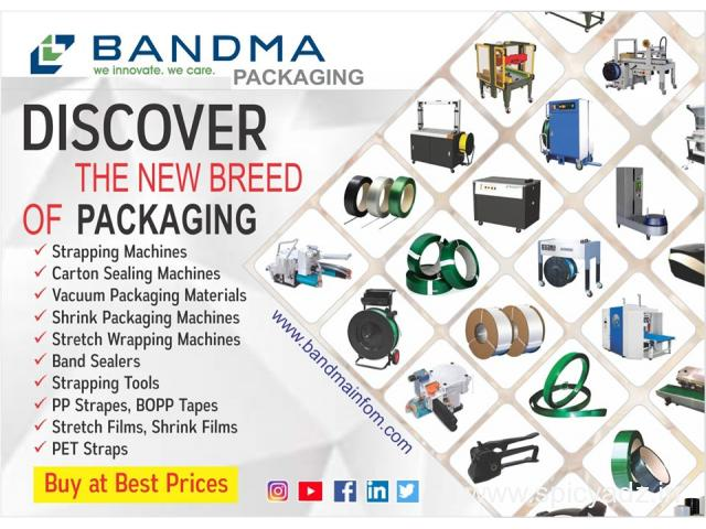 Best Packaging Company in India - 1