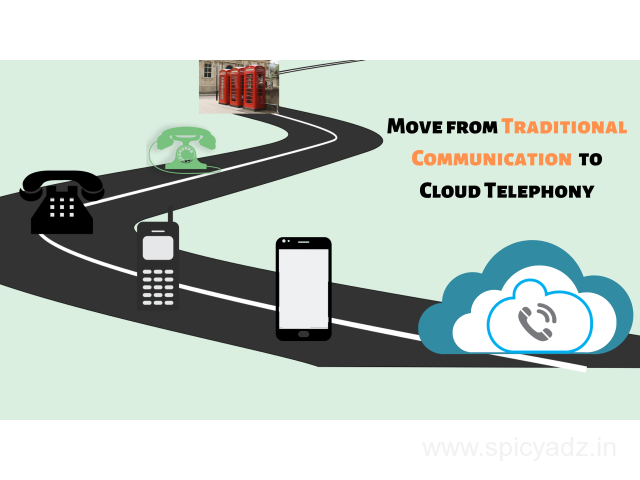 Cloud Telephony Services in India - 1