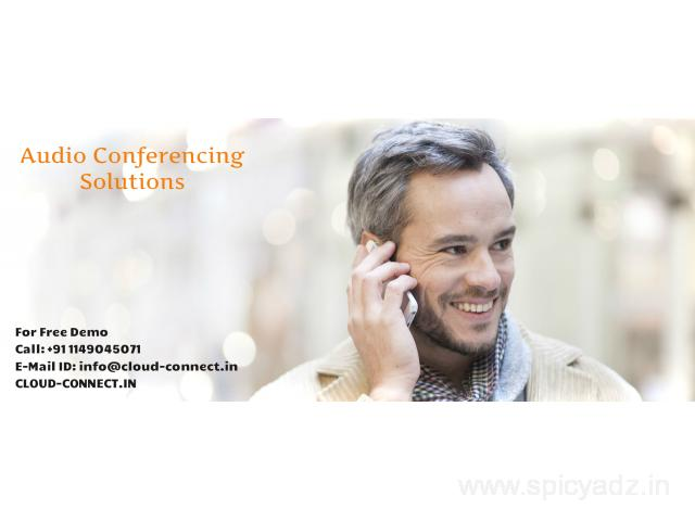 Audio Conferencing Solutions - 1