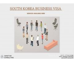 South Korea Business Visa Assistance