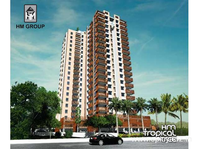 Luxury Apartments in Bangalore-HM Tropical Tree - 1