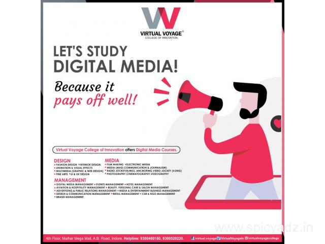 Are You Looking For Digital Media Management Courses in India? - 1
