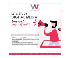 Are You Looking For Digital Media Management Courses in India?