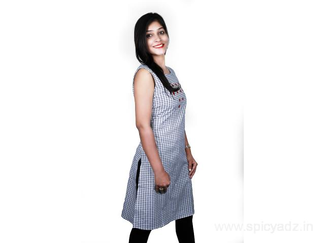 Ecotattva - The One-Stop-Shop To Buy Kurtis Online - 1