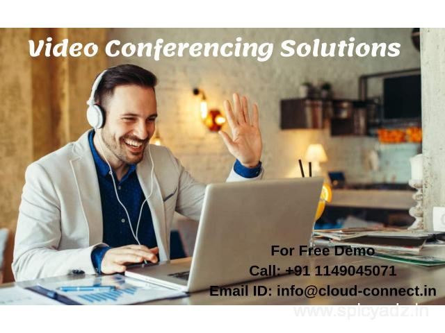 Video Conferencing Services in India - 1